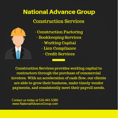 this is some guidelines to our construction financing services